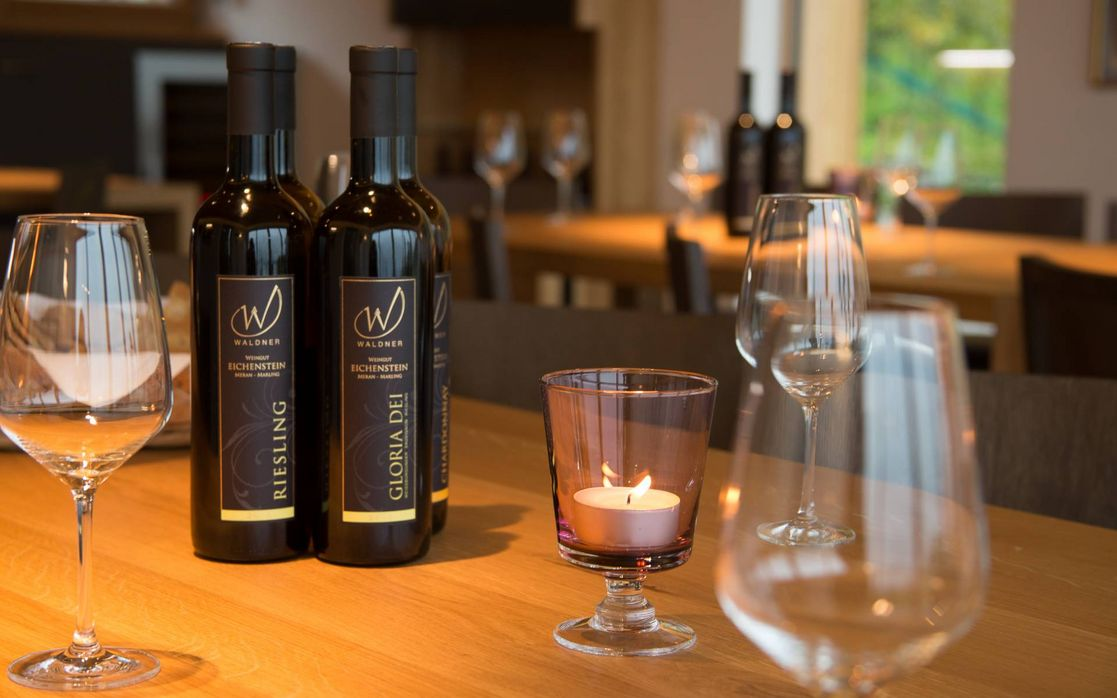Book a wine-tasting session in Meran, South Tyrol – Eichenstein